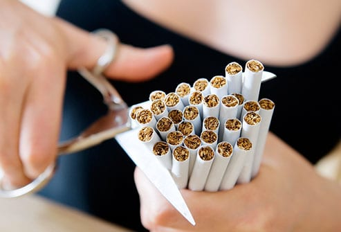 كيف اقلع عن التدخين