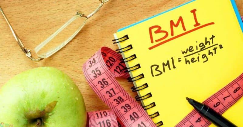 حاسبة الوزن المثالي - حاسبة مؤشر كتلة الجسم BMI 1