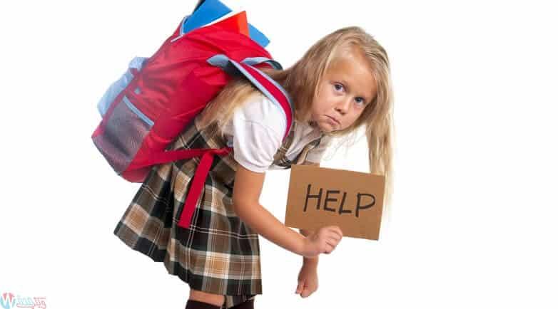 اسباب الام الظهر عند الأطفال و المراهقين 1