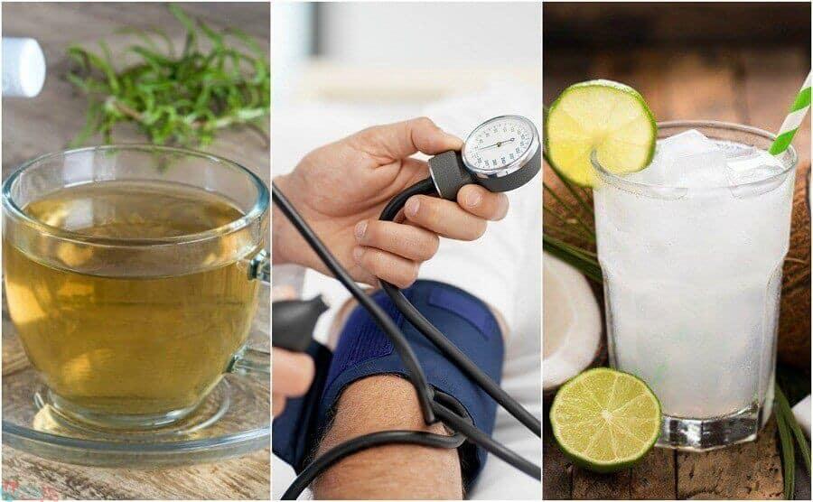 5 مشروبات لعلاج الضغط المنخفض