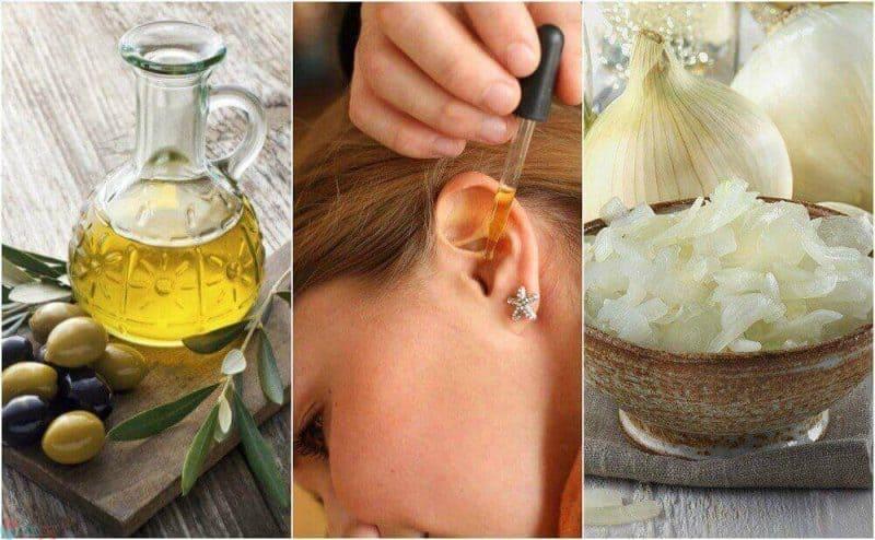افضل العلاجات الطبيعية لألم الاذن