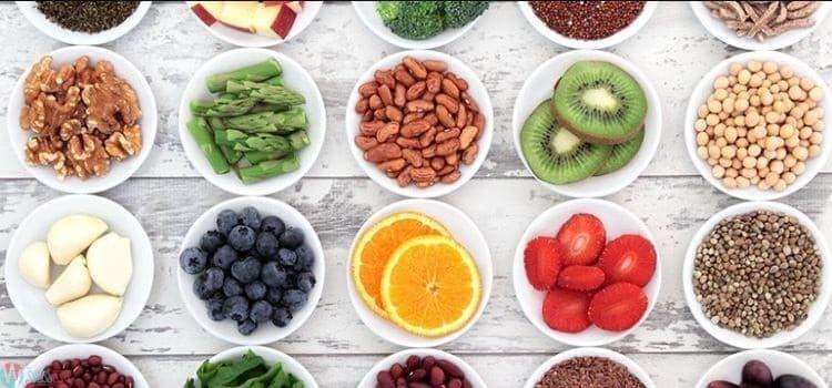 10 أطعمة مضادة للأكسدة يجب ان يشملها طعامك 1