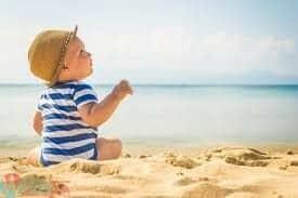 نصائح لرعايه الطفل حديثي الولادة في الصيف 1